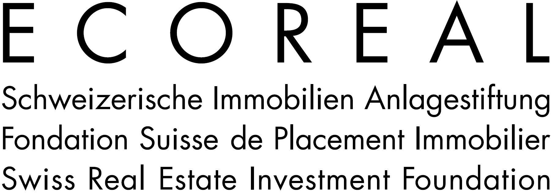 ECOREAL Schweizerische Immobilien Anlagestiftung Logo