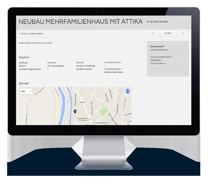 Neubauprojekte Neubauinfo