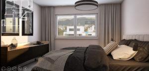 Virtueller Rundgang Schlafzimmer