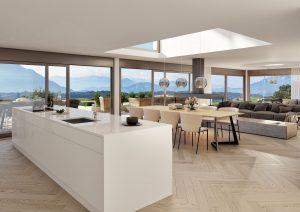 3D Visualisierung Wohnraum