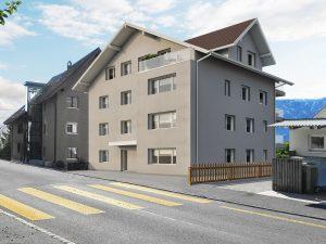 Architekturvisualisierung_MFH_Oberaegeri