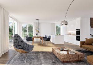 Wohnung Bild Innenraum Modern