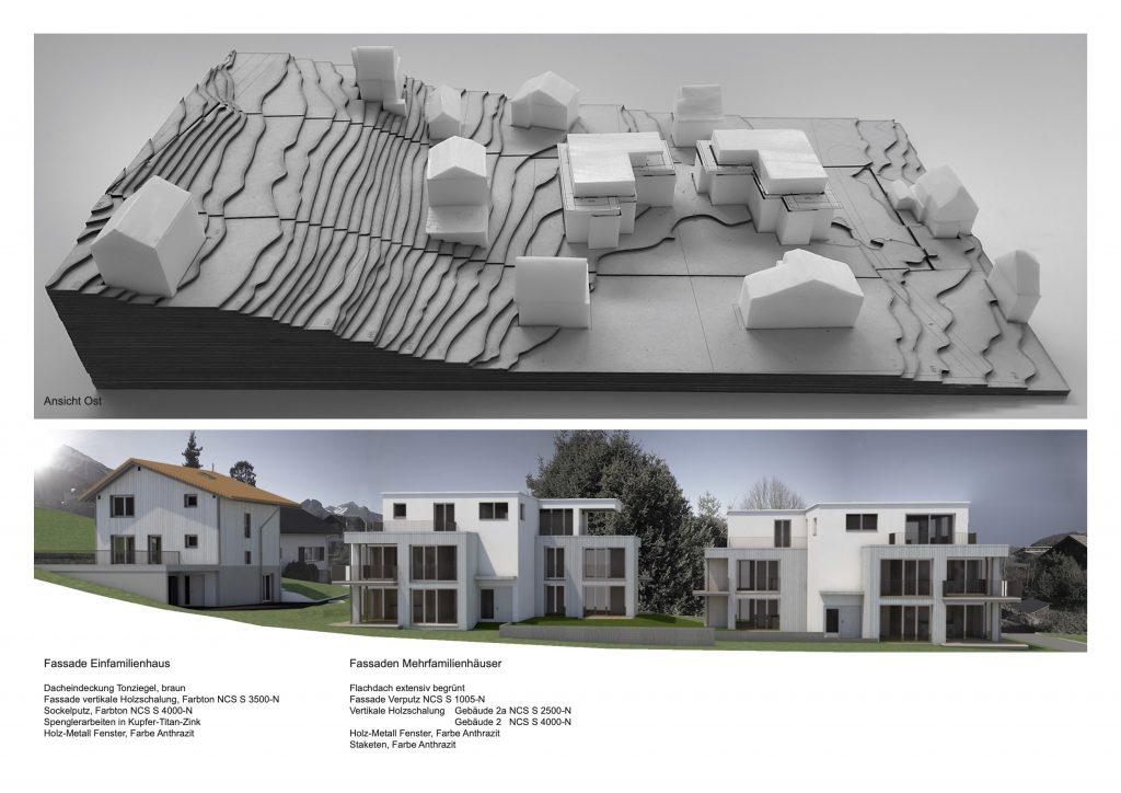 Neubau 10 Eigentumswohnungen Spiez