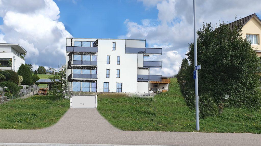 Illnau - Neubauprojekt mit 8 Eigentumswohnungen