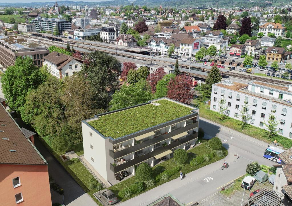 Neue Erstvermietung mit 15 Wohnungen
