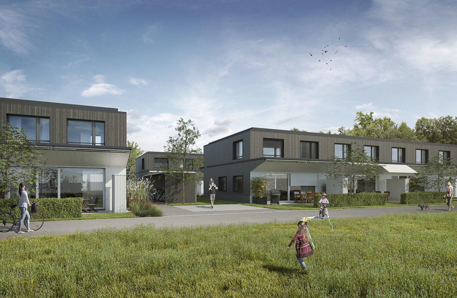 Rupperswil – Wohnraum für Familien