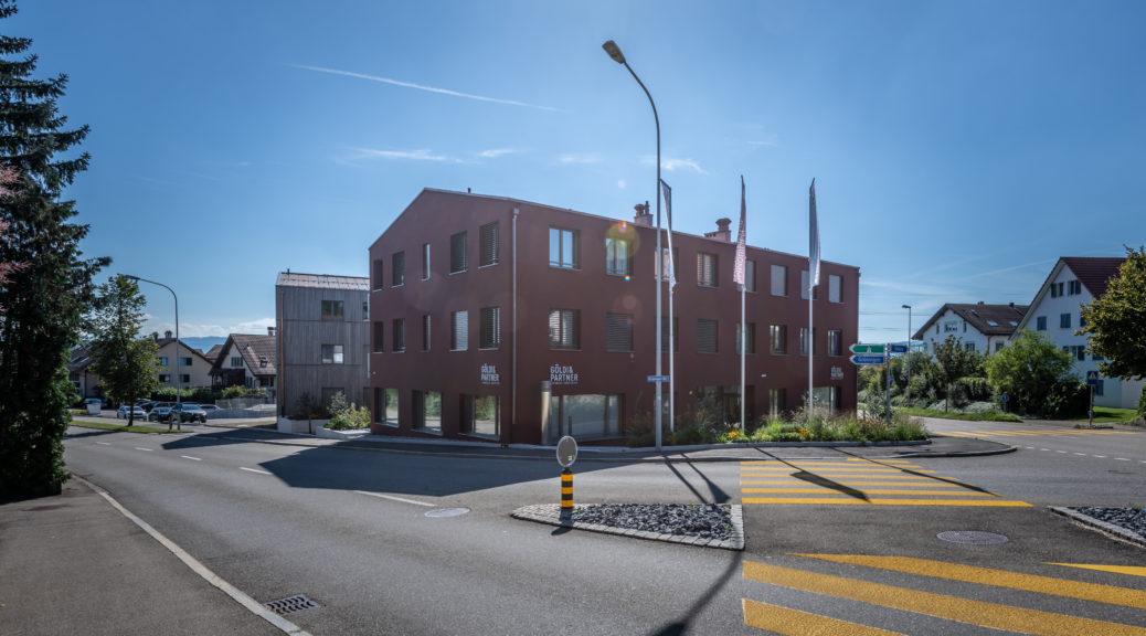 Geschäftssitz Göldi & Partner Immobilien AG