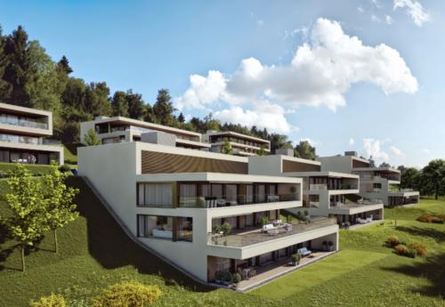 Luzern Luzern-Land Udligenswil Weitsicht - Udligenswil