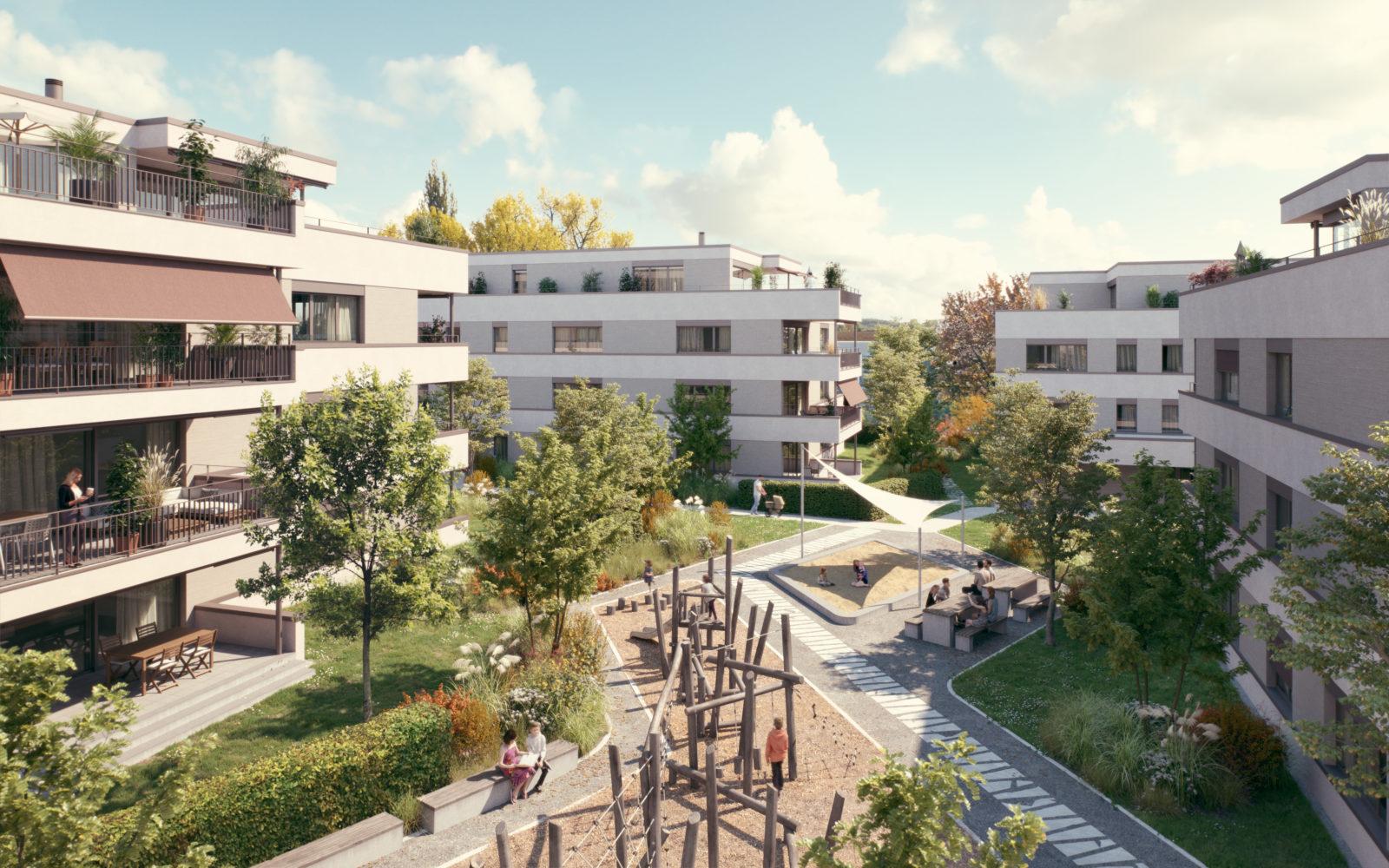 Aargau Baden Niederrohrdorf EVENT: Niederrohrdorf – Attraktives Wohnen