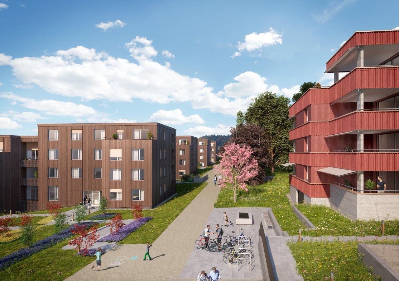 Küttigen bei Aarau – Nachhaltig und Individuell
