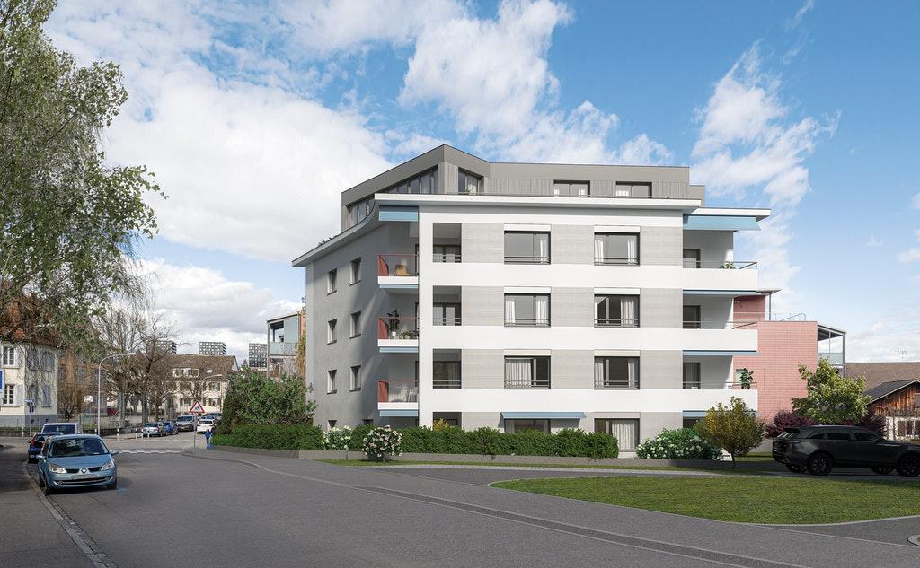 Neubau Mehrfamilienhaus mit 10 Eigentumswohnungen