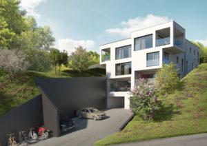 Aussenvisualisierung_Neubau_MFH_Holderbank