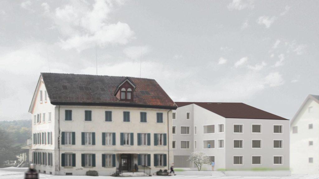 Neuenhof - Erstvermietung Posthorn