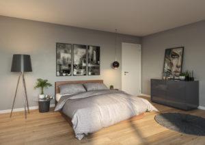 Visualisierung_Schlafzimmer_MFH_Fahrwangen