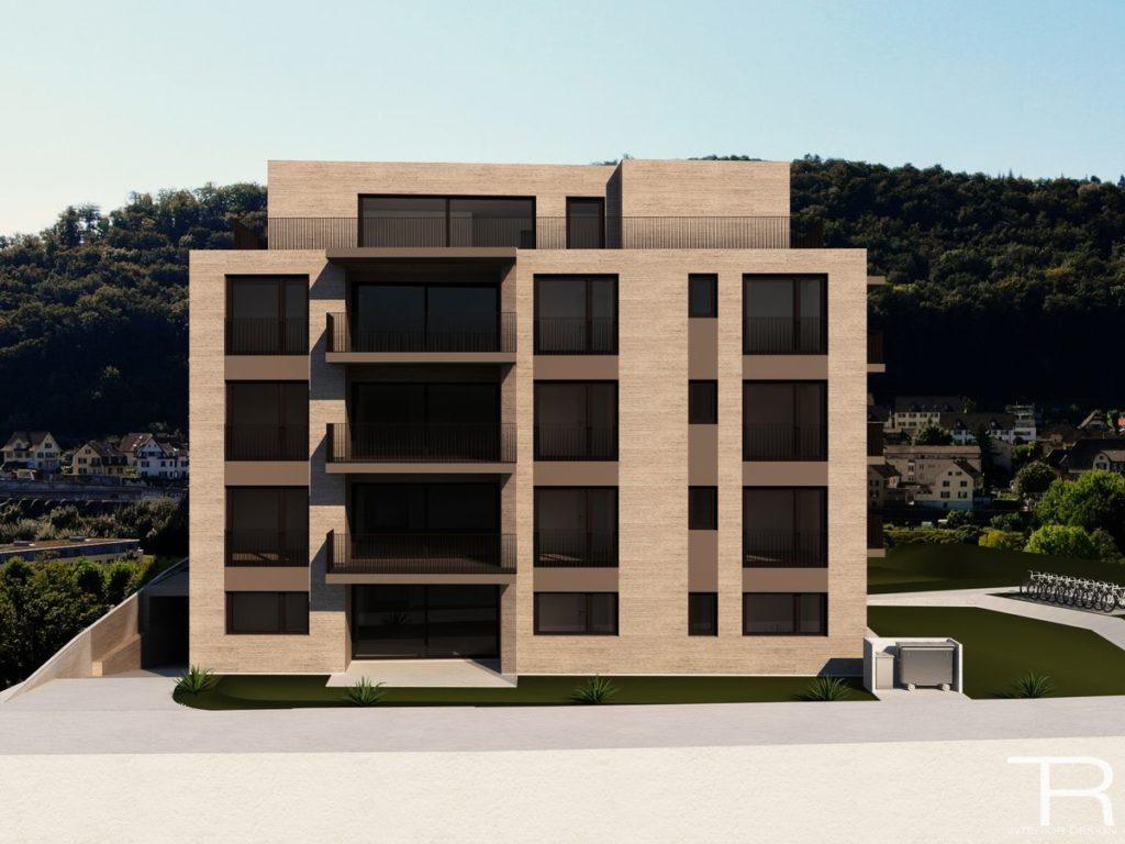 Neubau Mehrfamilienhaus mit 18 Eigentumswohnungen