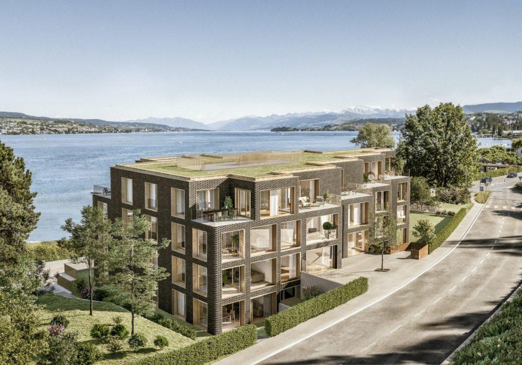 Neubau Mehrfamilienhaus mit 8 Wohnungen