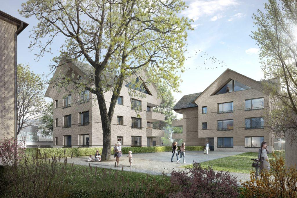 Bäretswil - Einzug in einen Neubau