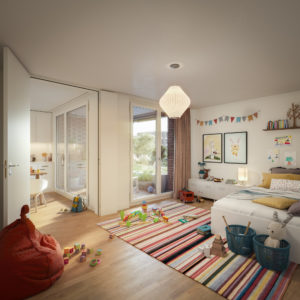 Tüfwis Kinderzimmer