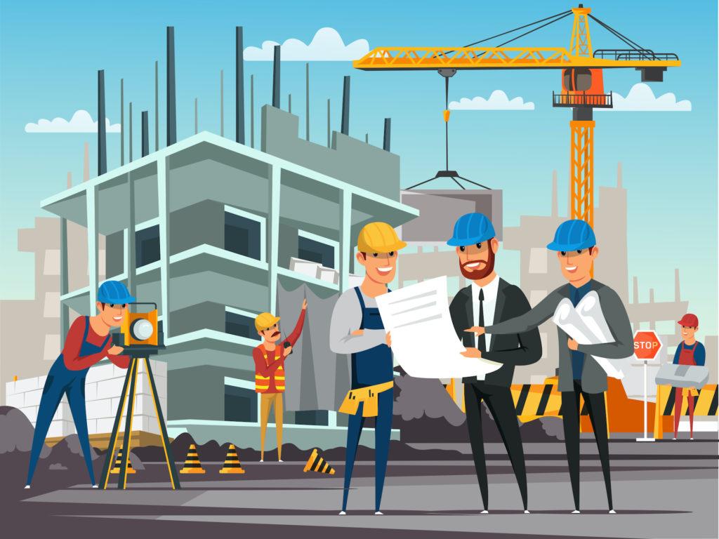 Neubau Mehrfamilienhaus mit Eigentumswohnungen