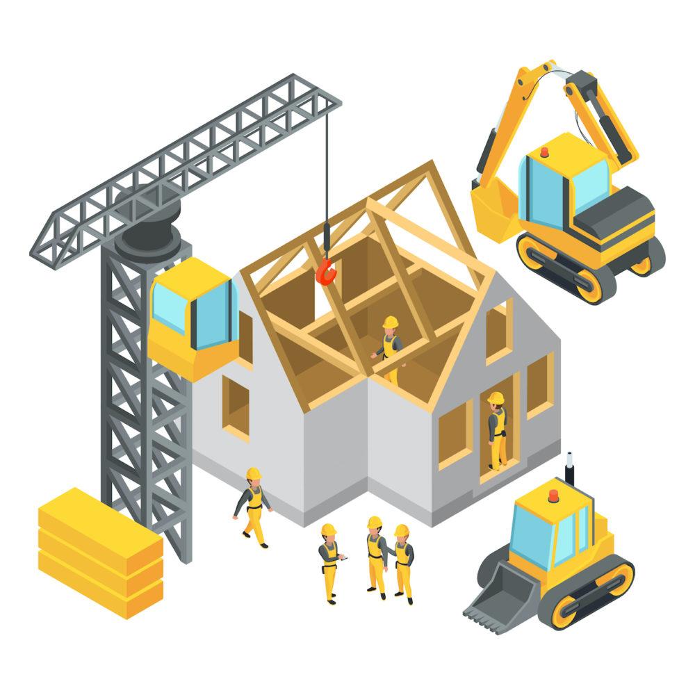 Neubau grosszügiges Doppeleinfamilienhaus