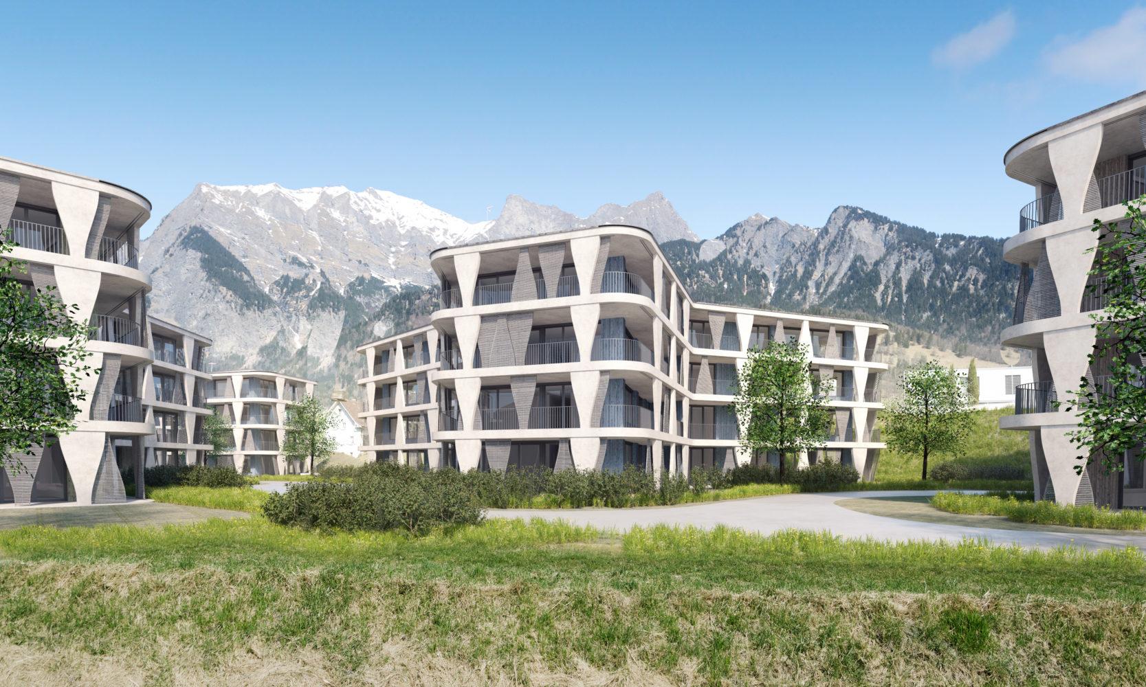 Eigentumswohnungen in Maienfeld